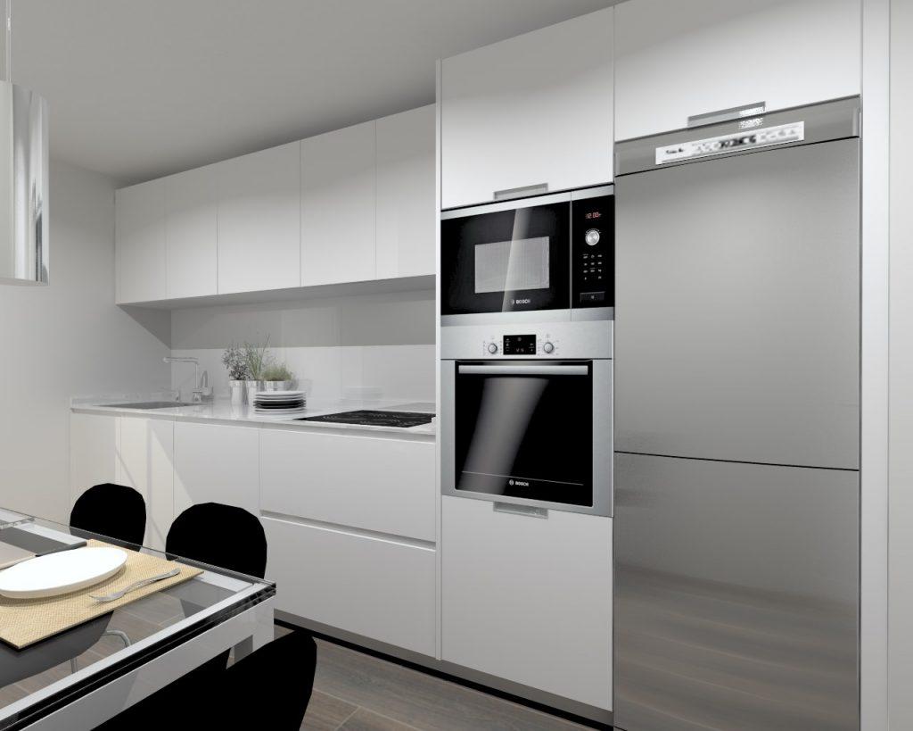 Cocinas y ba os m s modernos gracias al silestone - Encimera bano silestone ...
