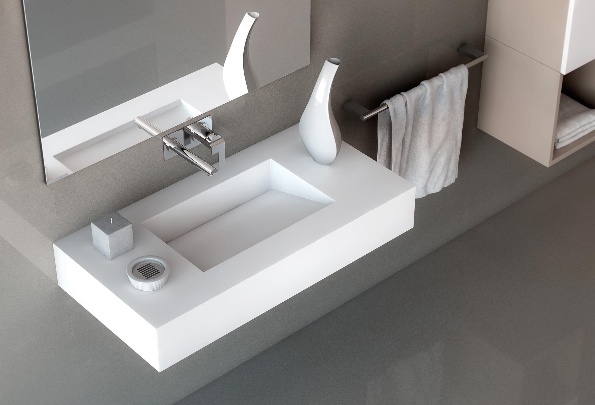 Escoge Silestone para las encimeras del baño – Marbres Barcelona