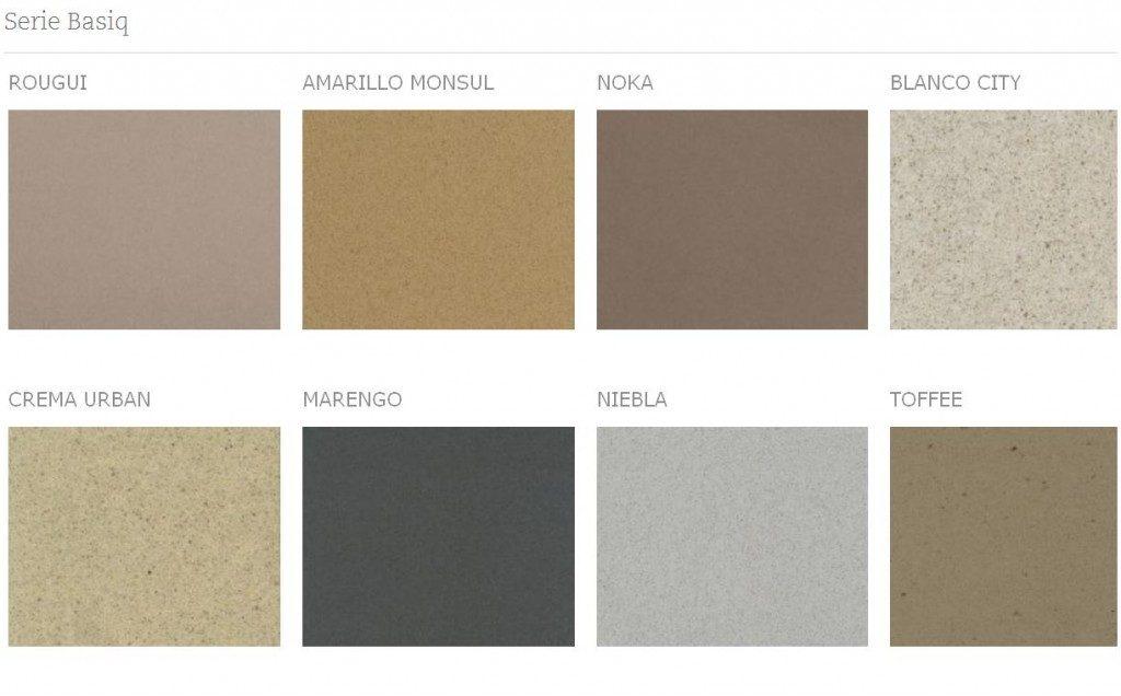 Los diferentes colores y texturas del silestone i for Encimeras de colores